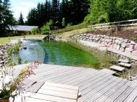 Baignade biologique - Paysagiste Haute Savoie