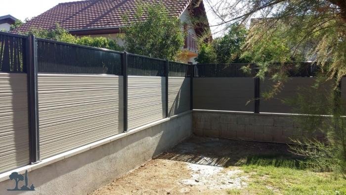 paysagiste thonon clôture